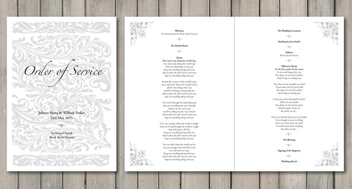 Elegance Wedding Stationery | Paperchain Wedding Stationery