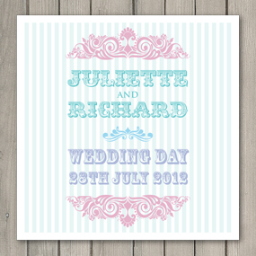 Wedding Stationery Sample request