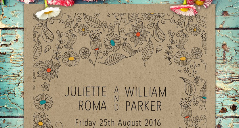 See our latest wedding stationery collections